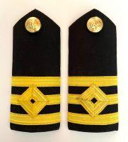 First Officer Hard Boards (Slide On )