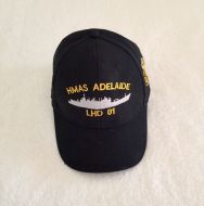 HMAS ADELAIDE uniform Ball Cap (LHD-01)