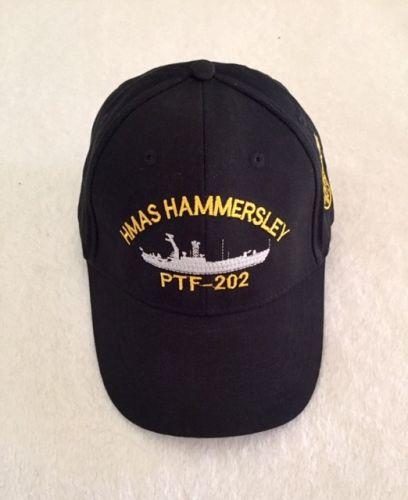 HMAS Hammersley Ball Cap (Sea Patrol )