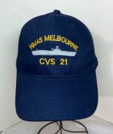 HMAS Melbourne CVS-21 uniform Ball Cap (1955-1982)