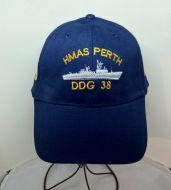 HMAS Perth Ball Cap DDG-38 (1965-1999)