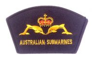 Cloth Patch - Australian Submarines