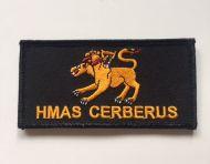 HMAS Cerberus DPNU Uniform Patch