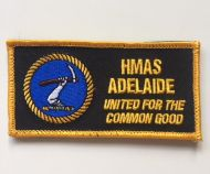HMAS Adelaide DPNU Uniform  Patch
