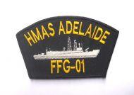 Cloth Patch - HMAS ADELAIDE FFG-01