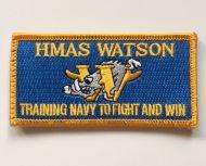 HMAS Watson DPNU Uniform Patch