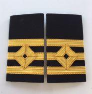 1st Officers Soft Epaulettes