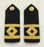 2nd Officers Hard boards (Merchant Navy)
