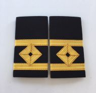 2nd Officers Soft Epaulettes