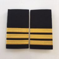 3 Stripe Deckhand Soft Epaulette (10mm)