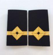 3rd Officers Soft Epaulettes