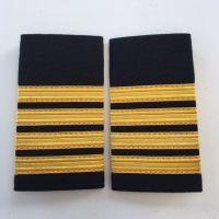 4 Stripe Soft Epaulette (10mm)