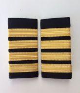 4 Stripe Deckhand Soft Epaulette (12mm)