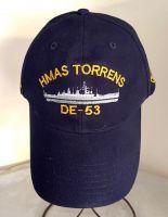 HMAS Torrens DE-53 1971-1998 Uniform Ball Cap