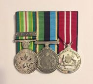 Australian Active Service Medal-Greater Middle Eastern Medal- Australian Defence Service Medal With Free Ribbon Bar(AASM/ OSM/ADM/ Icat Clasp)