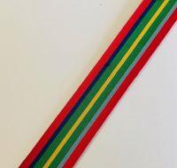 Pacific Star Ribbon 30cms