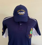 HMAS Success Polo & Cap Combo