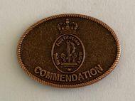 Bronze Commendation Badge RAN