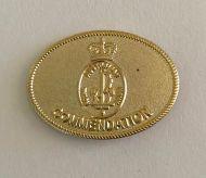 Gold Commendation Badge RAN