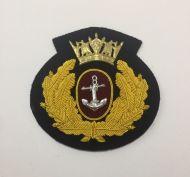 Merchant Navy Cap Badge