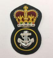 RAN Petty Officers Cap Badge