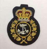 Warrant Officers Cap Badge RAN
