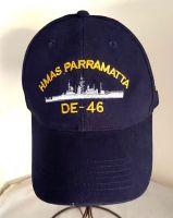 HMAS Parramatta DE-46 1961-1991 Uniform Ball Cap