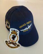 HMAS Perth DDG-38  1965-1999 Ball Cap & Patch Combo