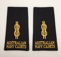 Able Seaman Australian Naval Cadet Soft Rank Insignia (SRI)