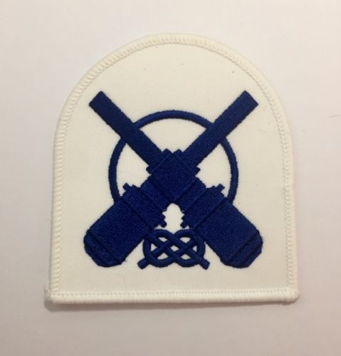 Boatswain Mate Right Arm Rate (White)