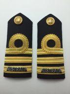 Commander Officer Hard Boards RAN