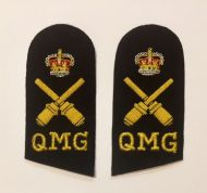 Chief Petty Officer Quarter Master Gunner Rate Badge