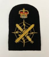 Petty Officer CSO -Collar Rank/Rate Gold Wire
